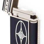 ST Dupont Serie Limitada Orient Express Premium Collection Encendedor Abierto